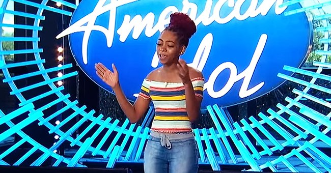 'American Idol' Contestant Courtney Timmons Makes History by Walking in off the Street to Audition for the Show