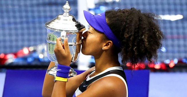 2020 US Open Champ, Naomi Osaka Says Wearing Kobe's Jersey after Matches Gave Her Strength