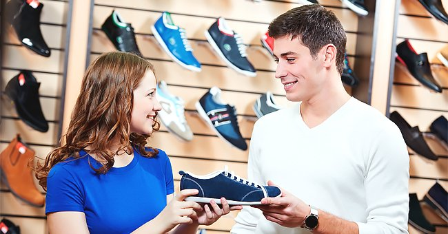 Daily Joke: A Guy Walks into Shoe Store and Asks for a Pair of Size Eight Shoes
