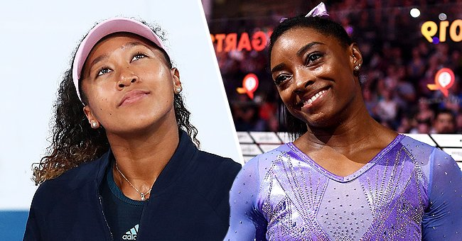 Simone Biles Praises Naomi Osaka for Speaking Up about the Importance of Mental Health