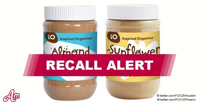 Almond and sunflower butter recalled in 12 states over health threat