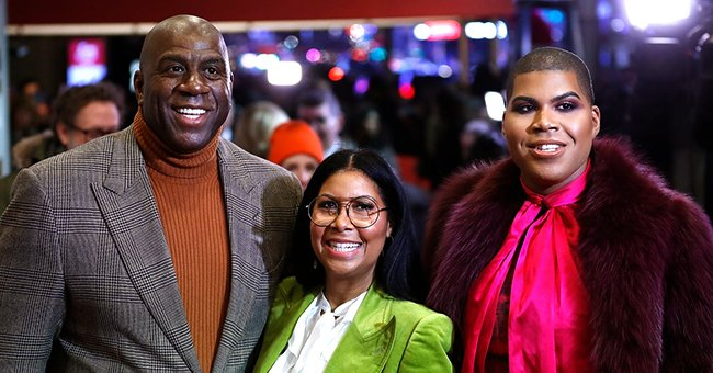 Magic Johnson's Son EJ Is a Stunning Fashionista — Look through 9 of His Amazing Looks