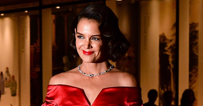 Katie Holmes Shows off a Rarely-Seen Side in Her Racy Shoot for Vogue Australia