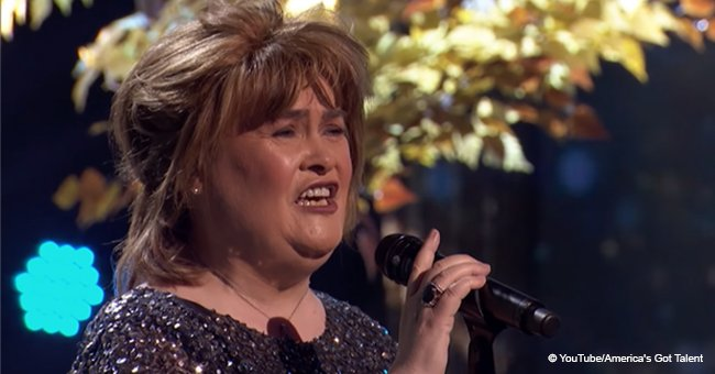 57-year-old farmer Susan Boyle stuns crowd with breathtaking rendition of 'I Dreamed a Dream'