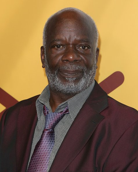 Der Schauspieler Joseph Marcell besucht das 2019 Hollywood Comedy Shorts Film Festival in den TCL Chinese 6 Theatres am 20. April 2019 in Hollywood.   Quelle: Getty Images,