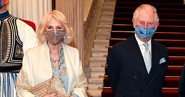 Prince Charles Takes Official Trip to Athens with Wife Camilla after Harry's Bombshell Claims