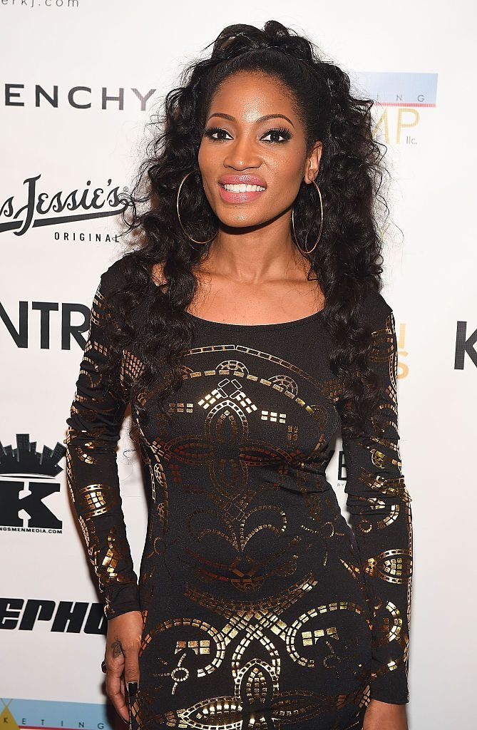 Erica Dixon attends Fashion Jams at Social Haven on November 19, 2014 in Atlanta, Georgia. | Source: Getty Images