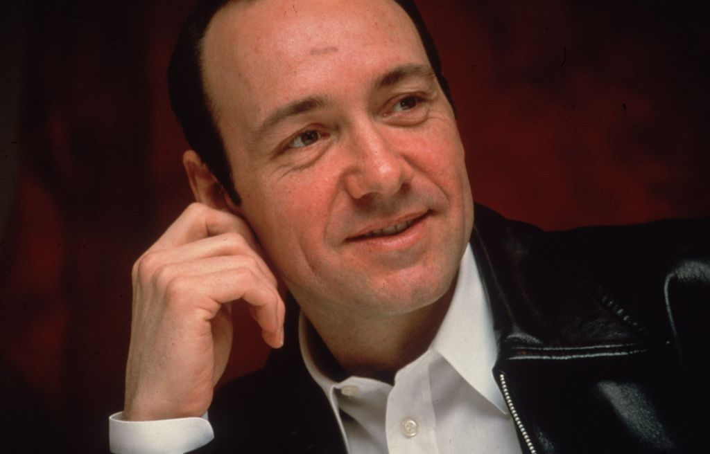 Kevin Spacey in Beverly Hills, California. | Source: Getty Images