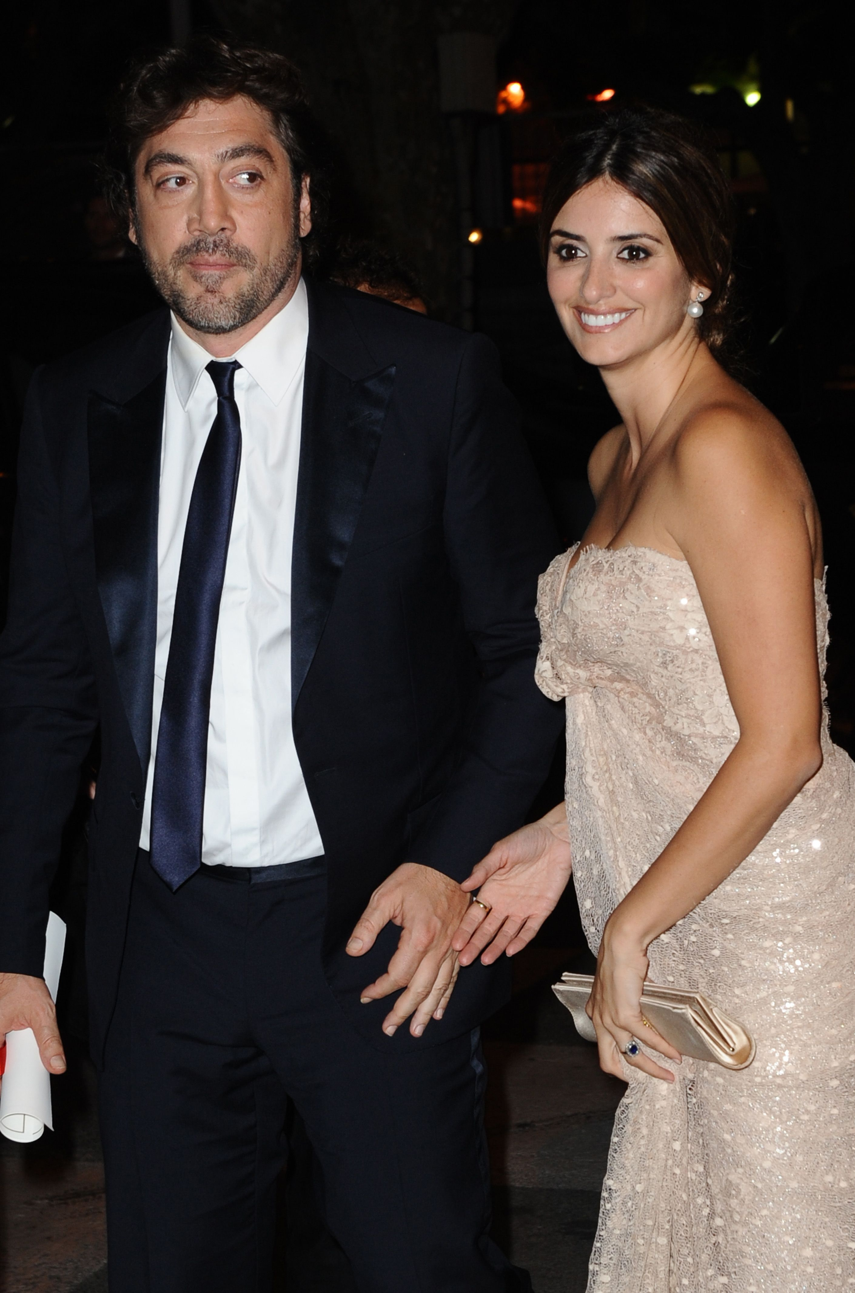 Javier Bardem and Penelope Cruz at the 63rd Cannes International Film Festival in 2010 | Source: Getty Images