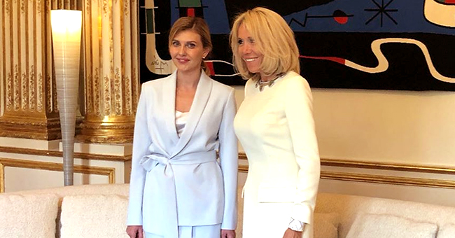 Brigitte Macron donne des cours en tant que première dame