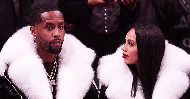 Heavily Pregnant Erica Mena Files for Divorce from Safaree after Less Than 2 Years of Marriage
