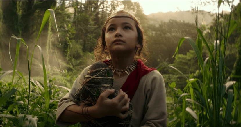 """Kaylee Hottle as Jia """"Godzilla Vs Kong."""" 