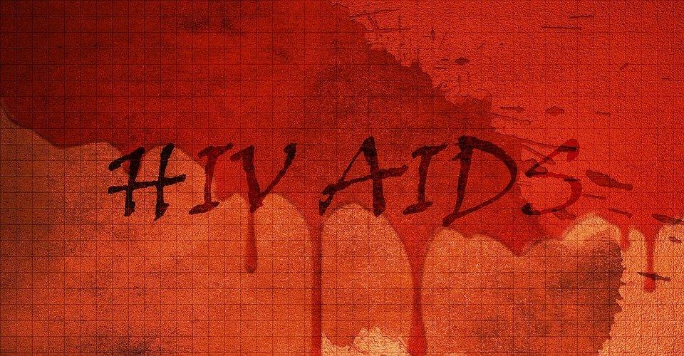 Mural sobre el VIH. | Foto: Pixabay
