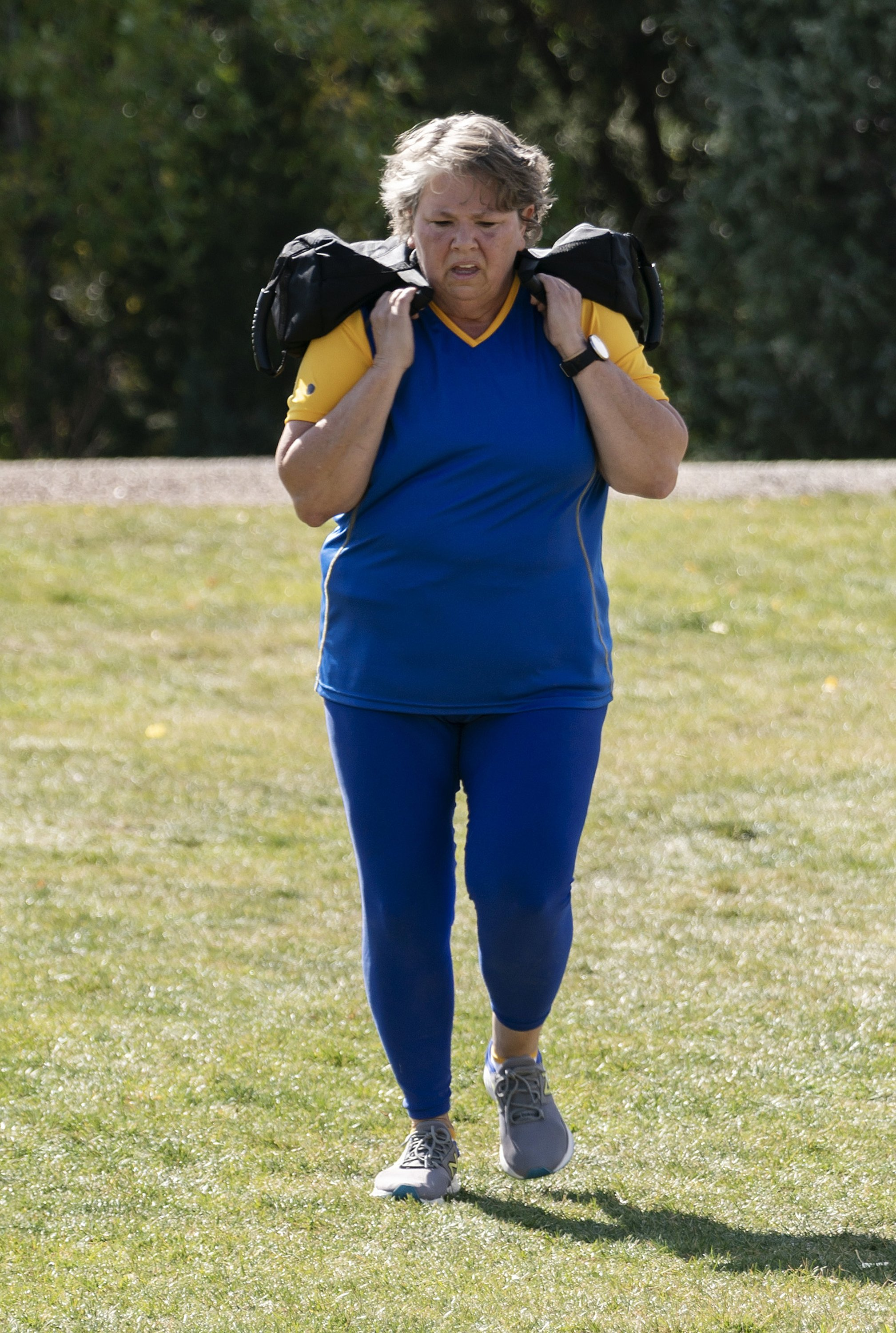 """Kim Davis pictured during episode 106 of """"The Biggest Loser."""" 