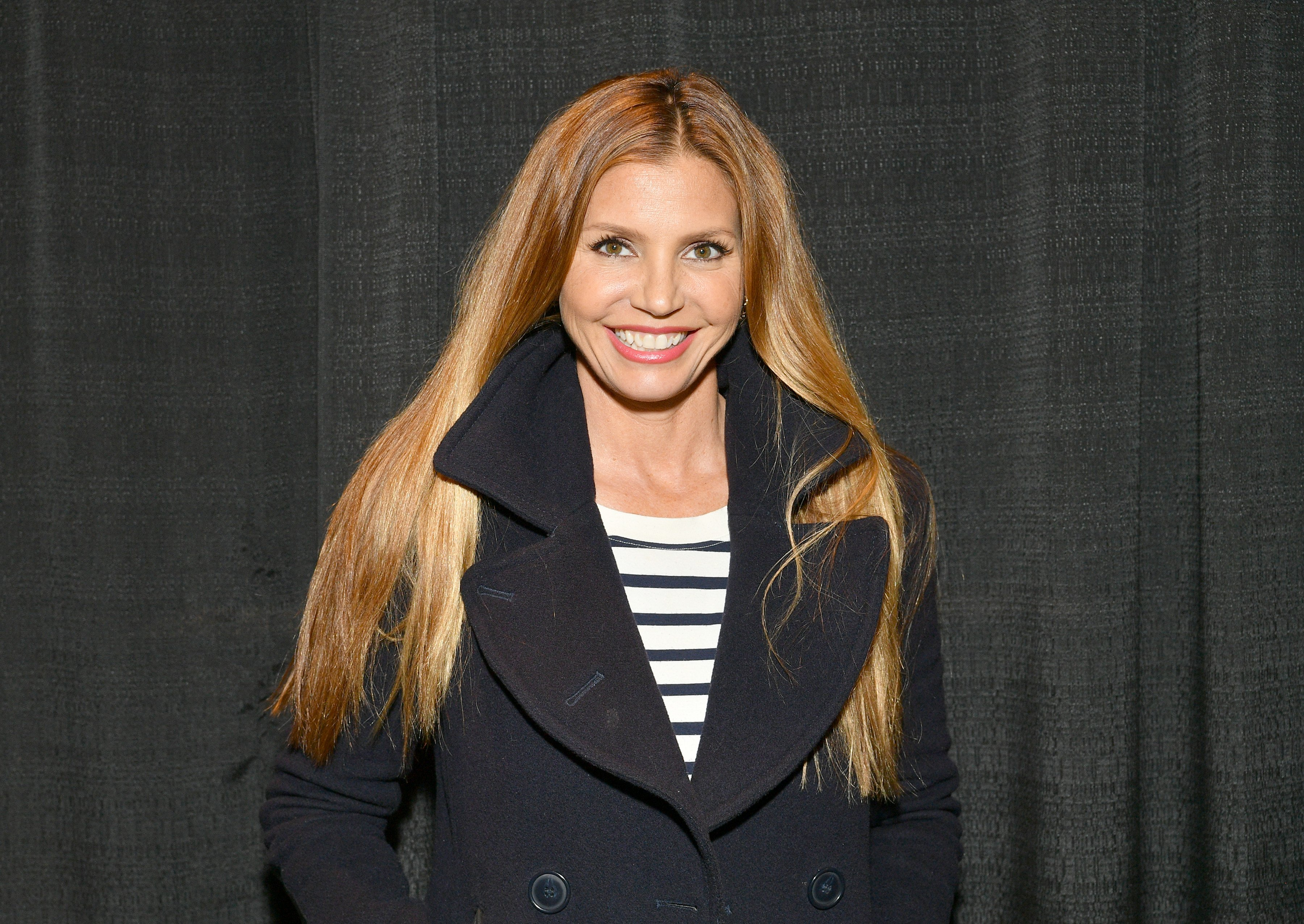 Charisma Carpenter attends the New York Comic Con at Jacob K. Javits Convention Center on October 03, 2019 in New York City | Photo: Getty Images