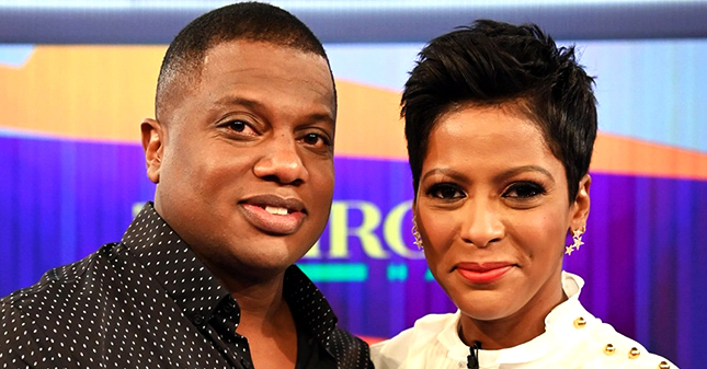 Tamron Hall Talks about Sister Renate's Murder with Her Nephew on Her Daytime Talk Show