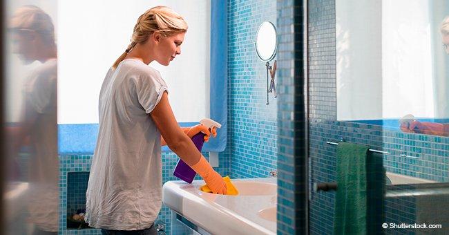 Fatigués du constant nettoyage ? Vous n'aurez besoin que de seulement 6 minutes pour nettoyer complètement la maison
