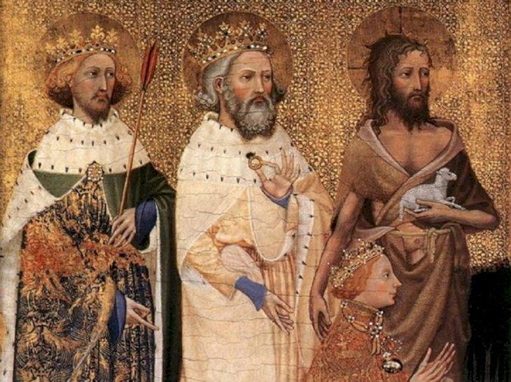 Image credit: Wikipedia/King Edward the Confessor