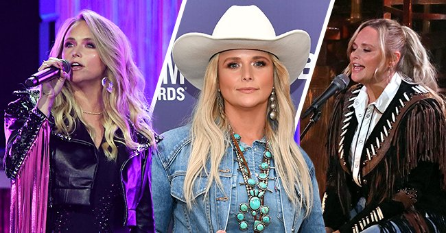 Check Out These 3 Stunning Outfits Miranda Lambert Opted For during the 2021 ACM Awards