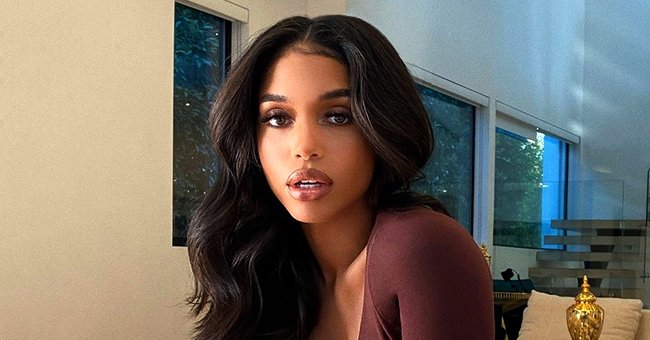 Lori Harvey Bares Her Rock Hard Abs in Crop Tops & Pants from the Naked Wardrobe Line (Photos)
