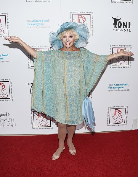 Ruta Lee at The Beverly Hilton Hotel on April 15, 2018 in Beverly Hills, California. | Photo: Getty Images