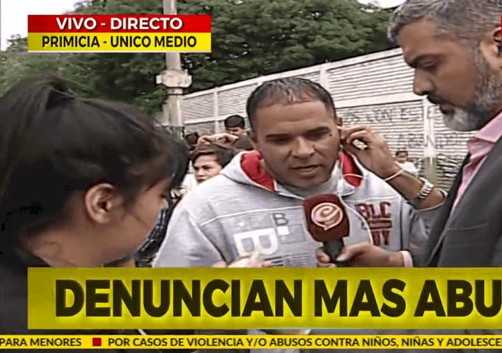 Fuente: YouTube / Crónica