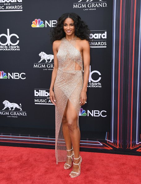 Ciara at MGM Grand Garden Arena on May 20, 2018 in Las Vegas, Nevada. | Photo: Getty Images