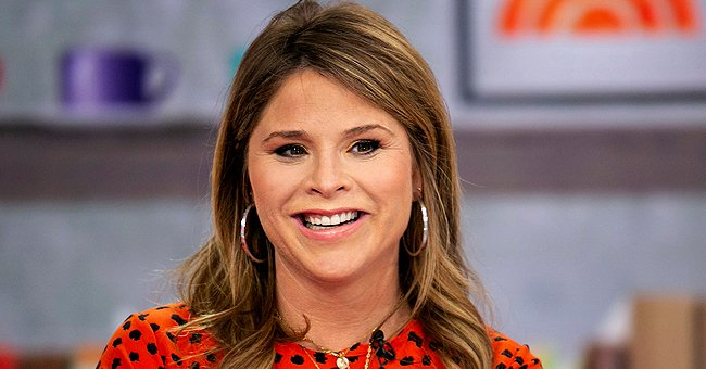 Jenna Bush Hager Reflects on Touching Letter to Her Grandparents as She Shares Childhood Photo