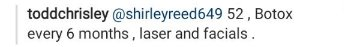A Screenshot of Todd Chrisley's Comment on His Instagram Post | Photo: Instagram.com/toddchrisley/