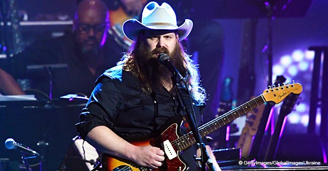 Chris Stapleton Breathes New Life into Major Waylon Jennings' Song and His Singing Is Pure Magic