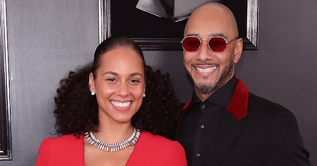 Swizz Beatz Shares Photo Collage of His Kids Showing Their Resemblance to Their Famous Dad