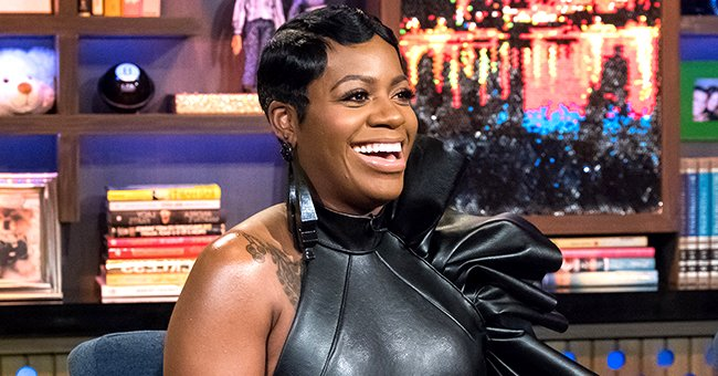 Fantasia Barrino's Son Proves He Has His Mom's Smile While Posing on the Beach in Captain America Shield-Print T-Shirt