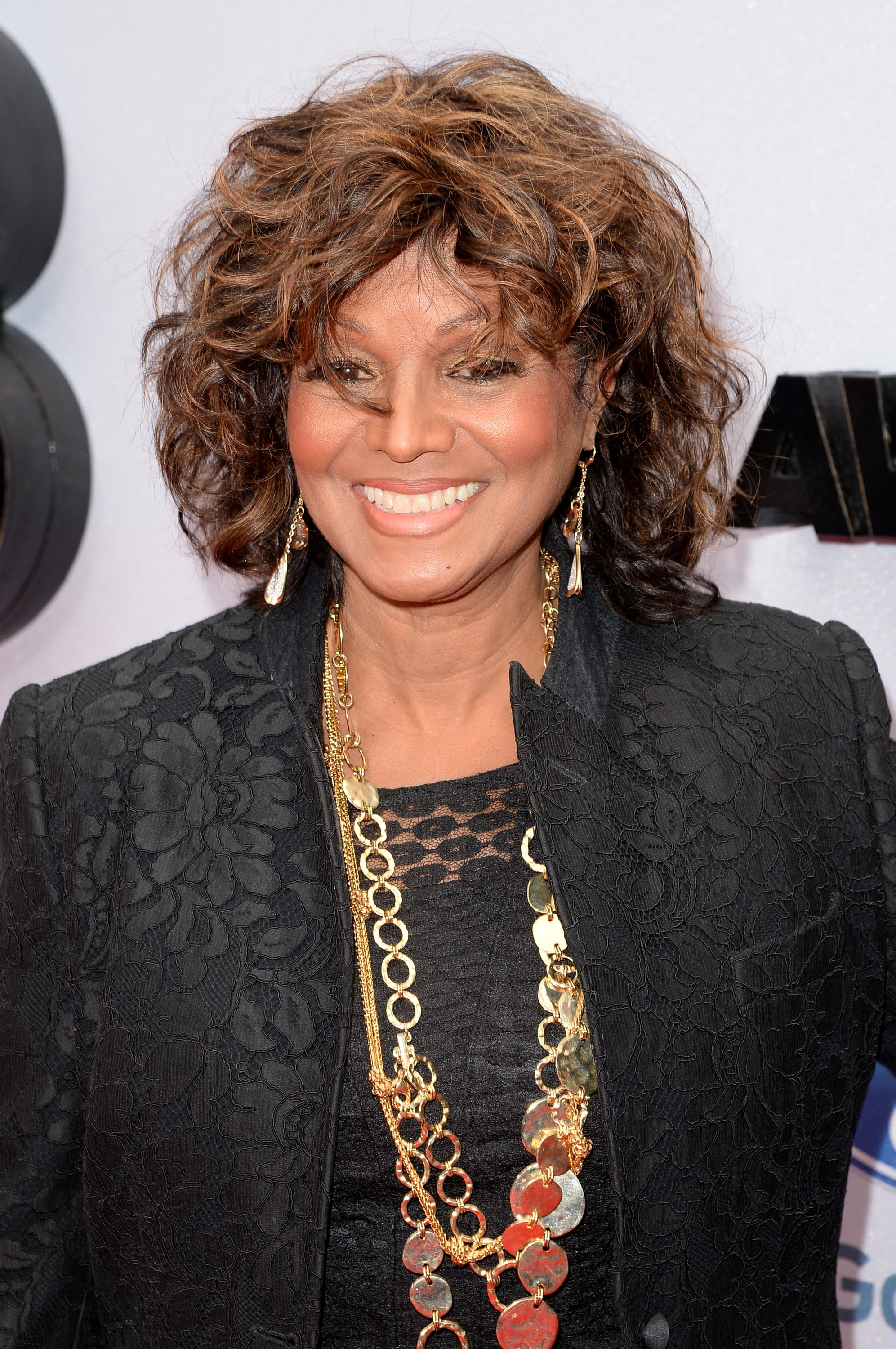 Rebbie Jackson at the red carpet of the 2013 BET Awards on June 30, 2013. | Photo: Getty Images