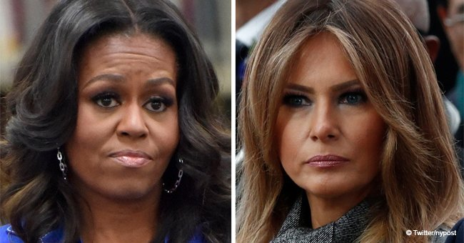 Melania Trump's spokeswoman reveals why the First Lady doesn't need Michelle Obama's advice