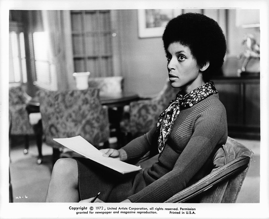 Vonetta McGee in a scene from the film 'Hammer', circa 1972. | Photo: Getty Images