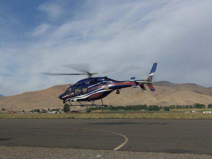 Fuente: Custer County Search and Rescue