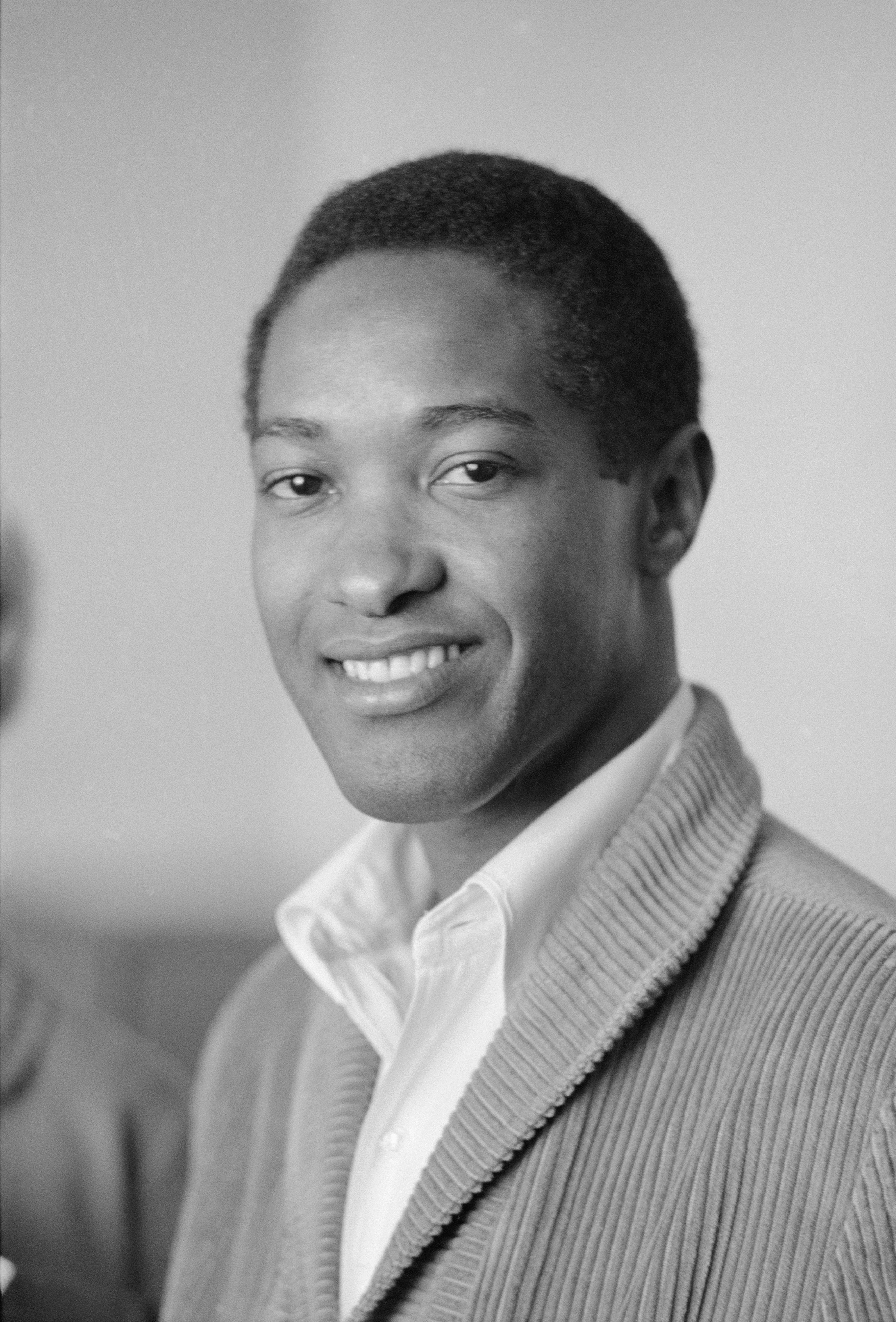 Sam Cooke photographed in California, Los Angeles, circa. 1958. | Photo: Getty Images