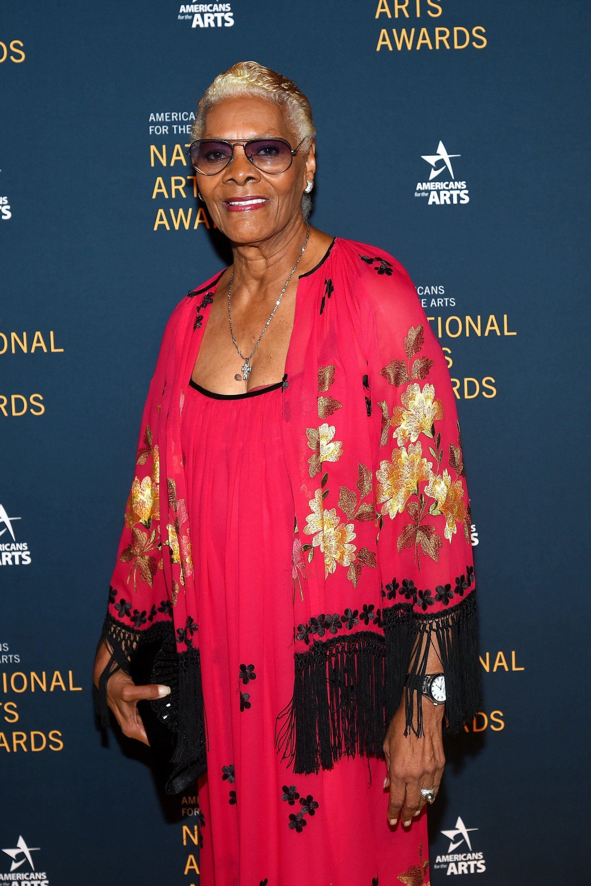 Dionne Warwick at the National Art Awards in October 2017 | Source: Getty Images/GlobalImagesUkraine