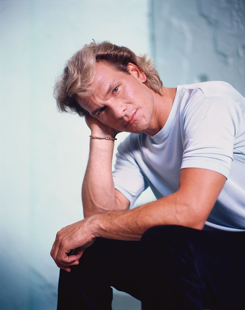 Patrick Swayze. | Photo : Getty Images