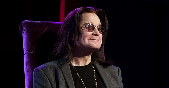 Ozzy Osbourne Amuses Himself & His Fans Sharing Hilarious Photo in a Gremlin Christmas Sweater