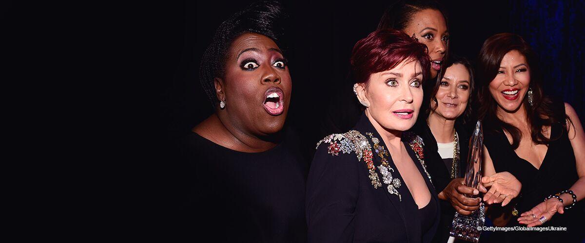 """Sharon Osbourne estalló en llanto después de que Sara Gilbert anunció su salida de """"The Talk"""""""