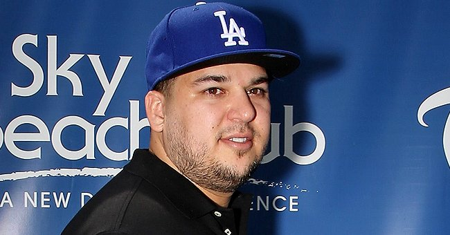 See the Massive Eye with Teardrop Tattoo Rob Kardashian Debuted Days Afters News of KUWTK End