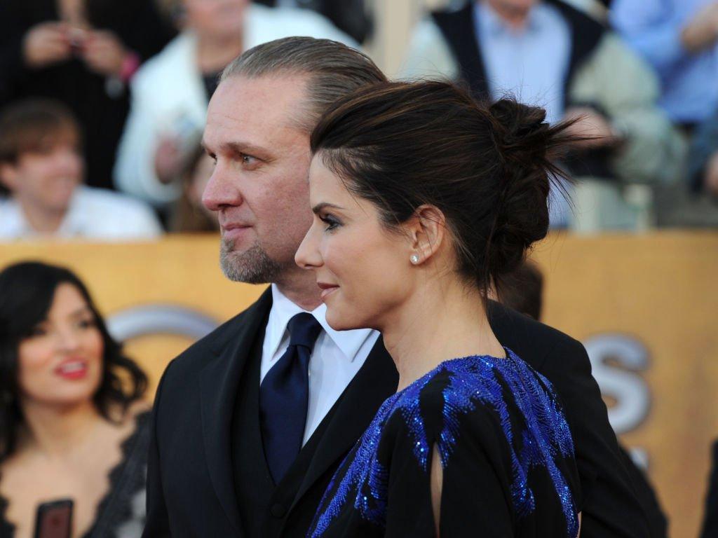 Jesse James et Sandra Bullock aux Screen Actors Guild Awards le 23 janvier 2010 à Los Angeles, en Californie. | Image: Getty Images