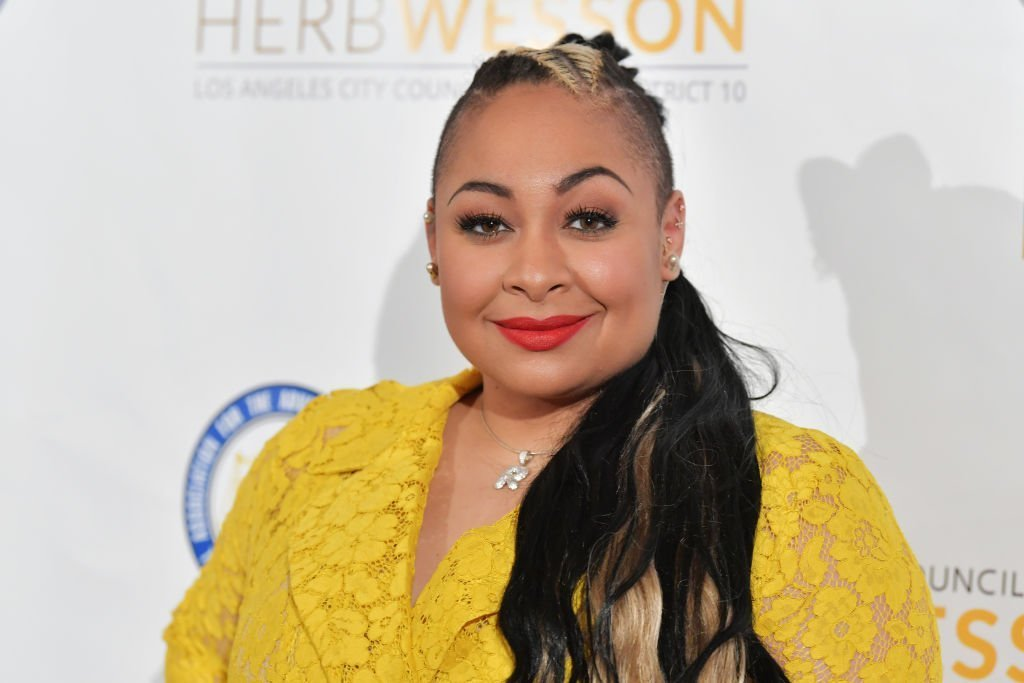 Raven Symone attends the 28th Annual NAACP Theatre Awards at Millennium Biltmore Hotel | Photo: Getty Images