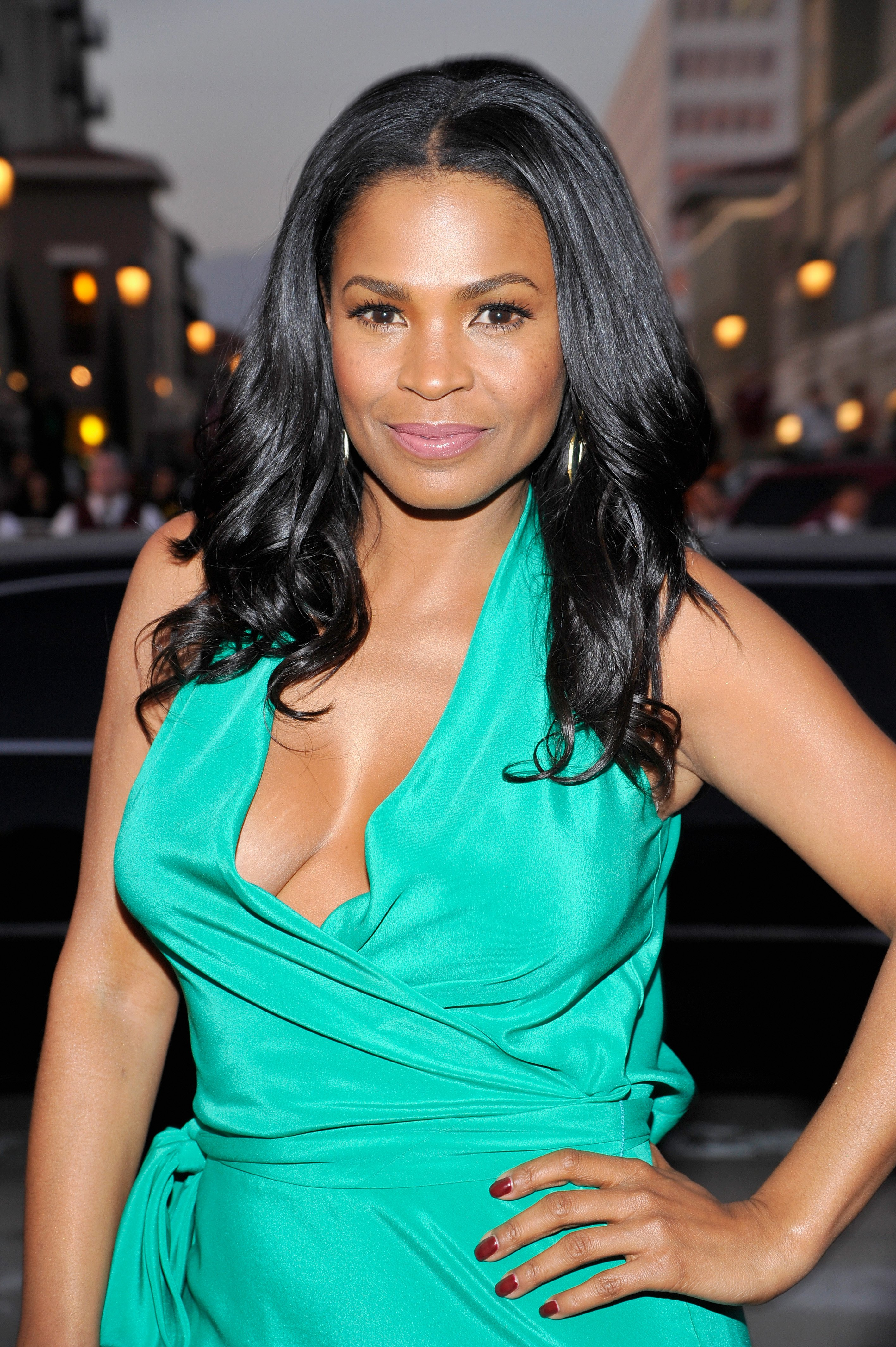 Nia Long pictured at the 45th NAACP Image Awards at Pasadena Civic Auditorium on February 22, 2014. | Photo: Getty Images