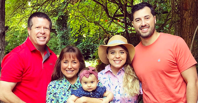 Jim Bob and Michelle Duggar Share 'Sweet Moments' after Grandma Mary's Death (Photos)
