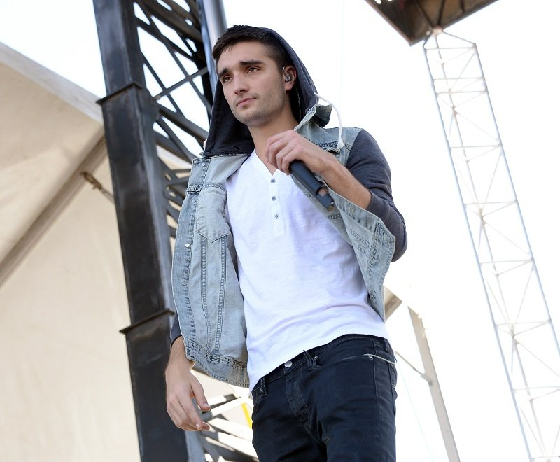 Tom Parker on September 21, 2013 in Las Vegas, Nevada | Photo: Getty Images