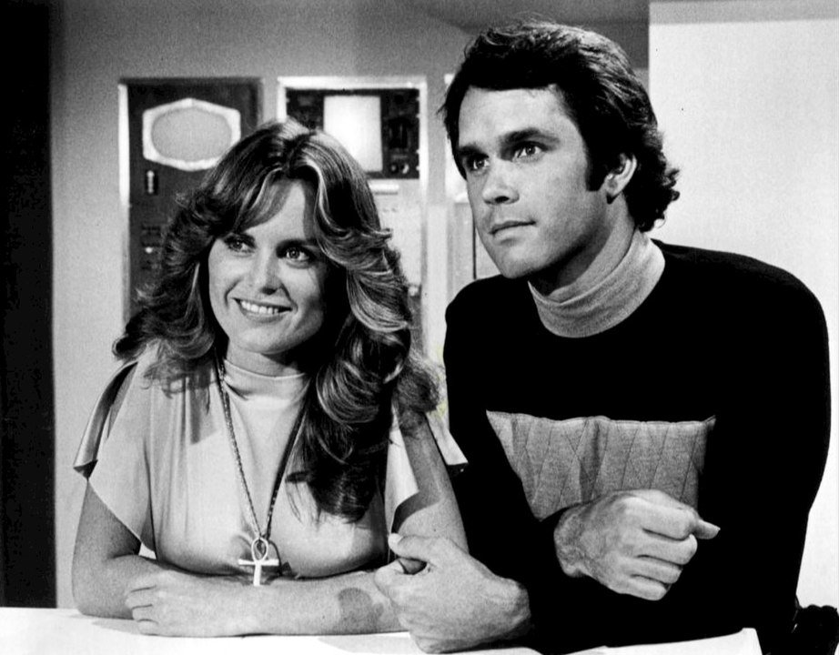 """Gregory Harrison in """"Logan's Run"""" 