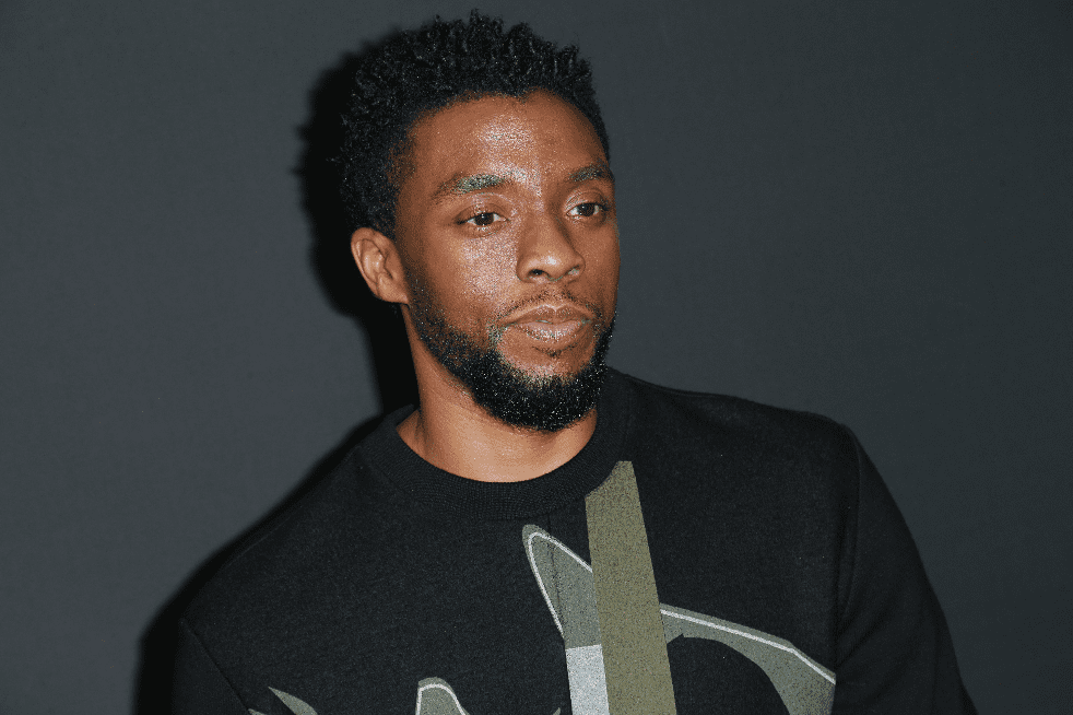 """Chadwick Boseman during """"GQ Celebrates The 2018 All-Stars"""" at Nomad Hotel Los Angeles on February 17, 2018  