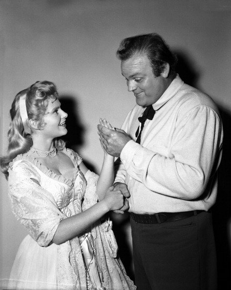 A photo of Natalie Trundy and Dan Blocker | Photo: Getty Images
